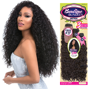 Sensationnel Human Hair Blend Weave Premium Too 3 Multi Bundles Boutique Deep 182022  4 Deep Lace Parting