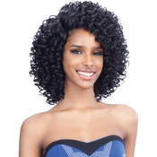 ModelModel Synthetic Hair Wig Extreme Side L Part Atlas
