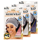 Annie MsRemi Premium deluxe Mesh Wrap Assorted Color