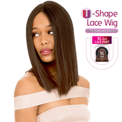 New Born Free  Synthetic Lace Front Wig 4X4 XL Magic Lace UShape Lace Wig MLU15
