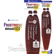 FreeTress Synthetic Hair Crochet Braids 2X Braid 101