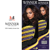 Bobbi Boss Human Hair Weave Winner Natural Yaky