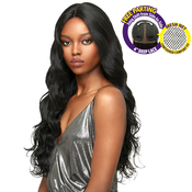 Outre Synthetic Hair Lace Front Wig Brazilian Boutique 4 Deep Free Part Lace Wig Body