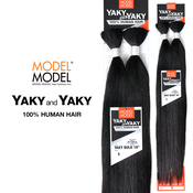 ModelModel Human Hair Braids Yaky And Yaky Yaky Bulk 18