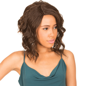 New Born Free Synthetic Hair Wig Slim Line Lace Part Wig SLW25