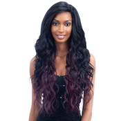 FreeTress Equal Synthetic Hair Lace Front Wig Premium Delux V Shaped Collection V002
