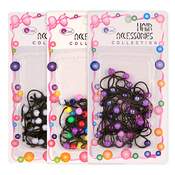 Small Kid Ball Ponytail Holders
