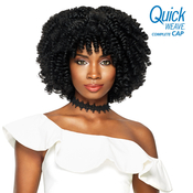 Outre Synthetic Hair Full Cap Quick Weave Complete Cap Curlette Medium