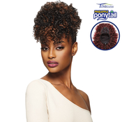 Outre Synthetic Hair Ponytail Timeless Pineapple Ponytail Sweetie