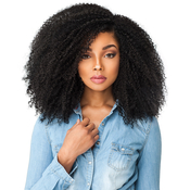 Sensationnel Synthetic Lace Front Wig Empress Edge Curls Kinks AMP; Co The Game Changer