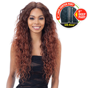 ModelModel Synthetic Hair Wig 6 Deep Lace Part Lola