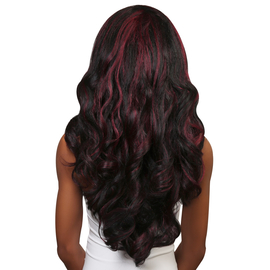 Hair Color Shown : S1B/BU