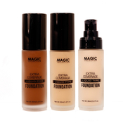 Magic Collection Extra Coverage Liquid Type Foundation