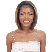 ModelModel Synthetic Hair Lace Front Wig Edges On Point 701