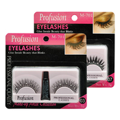 Profusion Makeup Artist Collection Eyelashes with Glue