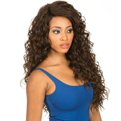 New Born Free Synthetic Lace Front Wig Curved Part Magic Lace MLC204