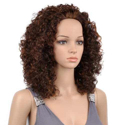 OUTRE Synthetic Hair Half Wig Quick Weave Ulla  SamsBeauty