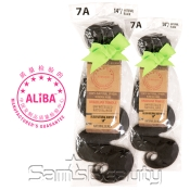 Aliba Unprocessed Brazilian Virgin Remy Human Hair Weave Natural Body