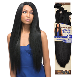 Outre synthetic hair weave batik duo dominican blow out straight hair color shown 1 samsbeauty pmusecretfo Images