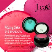 JCAT BEAUTY Flying Solo Eye Shadow