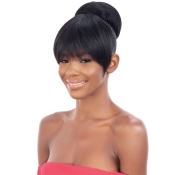 Freetress Equal Synthetic Hair Bun And Bang Coco Bun Bang 2Pcs China Bang