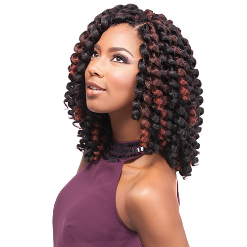 ... Synthetic Hair Crochet Braids African Collection Jamaican Bounce 26