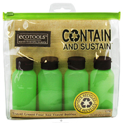 ECOTOOLS Recycled Travel Bottles 4Pcs
