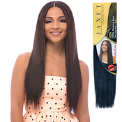 Janet Collection Human Hair Braid New Yaky Bulk