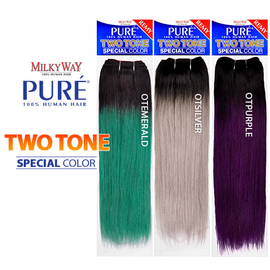 Milkyway remy human hair weave pure yaky ombre two tone samsbeauty milkyway remy human hair weave pure yaky ombre two tone pmusecretfo Gallery
