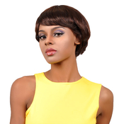 Fashion Design Human Hair Wig Love Touch Collection H202 Mono