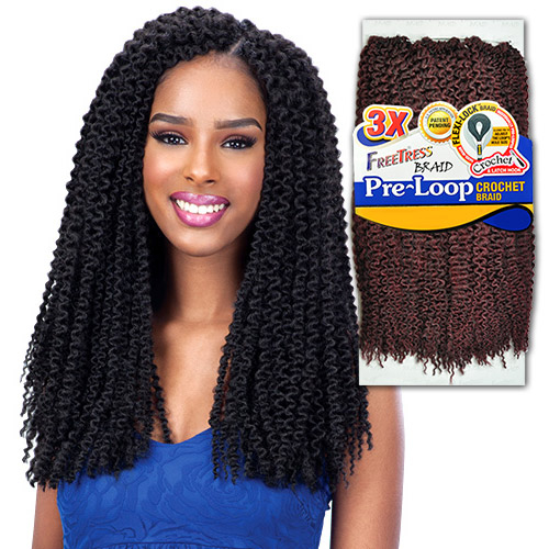 Crochet Hair Pre Loop : braids synthetic hair synthetic hair braids