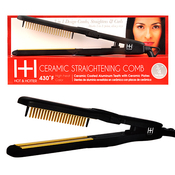 HOT AMP; HOTTER Ceramic Straightening Comb 34