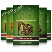 Reshma 100 Natural Henna Semi Permanent Hair Color 212oz