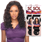 Outre Human Hair Blend Weave Sol Deep Body