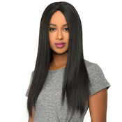 The Wig Brazilian Human Hair Blend Invisible Deep Part Lace Front Wig LHGigi