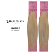 Harlem125 100 Human Hair Braid Yaki Bulk 18