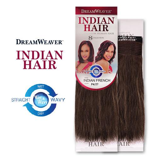Modelmodel Indian Human Hair Weave Dream Weaver Wet Amp Wavy