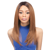 Outre Synthetic Hair Wig Quick Weave EcoWig Natural Yaki 18