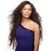 Sensationnel Synthetic Hair Half Wig Instant Weave Tuscany