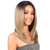 Bobbi Boss Synthetic Hair Lace Front Wig MLF203 Shikia