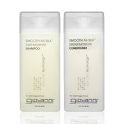Giovanni Smooth As Silk Deeper Moisture ShampooConditioner 2oz