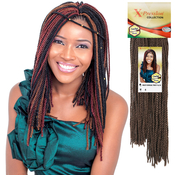 Sensationnel Synthetic Kanekalon Braids African Collection Multi Senegal Twist 16 18