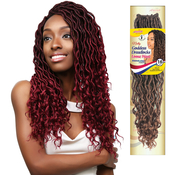 Amour Synthetic Kanekalon Crochet Braids Natty Goddess Dreadlocks Loose Wave 16
