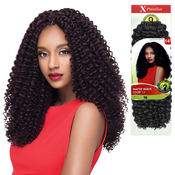 Outre Synthetic Hair Crochet Braids XPression Braid Water Wave Loop 14