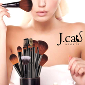 JCAT BEAUTY Pro MakeUp Brushes