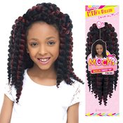 Harlem125 Synthetic Hair Crochet Braids Mochi Twist 10