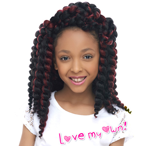Harlem125 Synthetic Hair Crochet Braids Mochi Twist 10 - SamsBeauty
