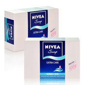Nivea Extra Care Soap For Normal Skin 35oz