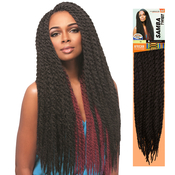 Sensationnel Synthetic Hair Crochet Braids Africa Samba Twist Braid 50