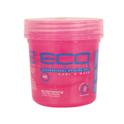 ECO Styler Pink Curl AMP; Wave Styling Gel 8oz